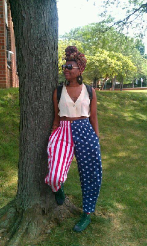 Reclaim Yo Flag II