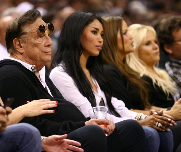 Donald Sterling Reportedly Caught on Tape Making Racist Remarks to Girlfriend