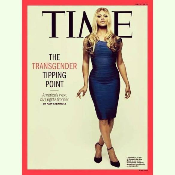 Iconic Laverne Cox: Transgender woman, Advocate, Actress