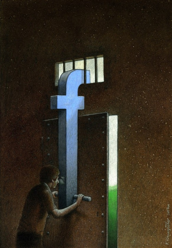 29 Clever Though Provoking Drawings That Will Make You Question Things in the World by Pawel Kuczynski