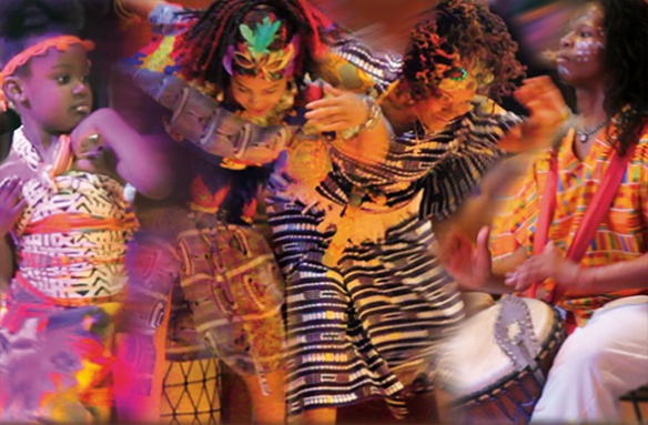 IMANI Edu-Tainers - African Dance Company P R E S E N T S: The 19th Annual Community Concert
