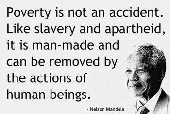 Nelson Mandela Said It-Has to be True