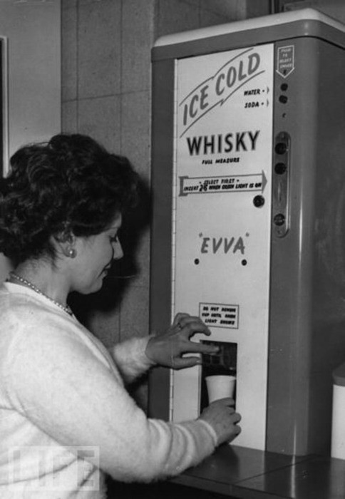 Whisky on Tap?!
