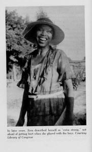 Zora Neale Hurston circa 1928