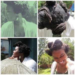 black hair is divine